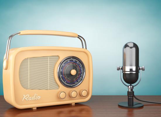 אפוסתרפיה- רדיו